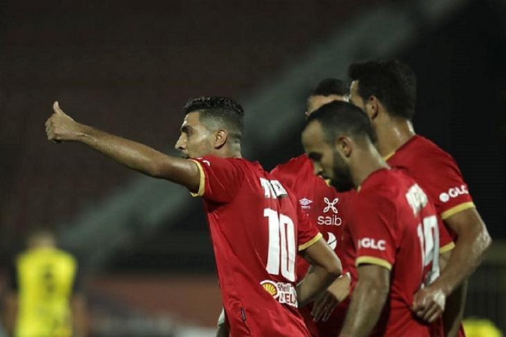 الأهلي يواجه الإسماعيلي ضمن منافسات الدوري الممتاز.. الليلة