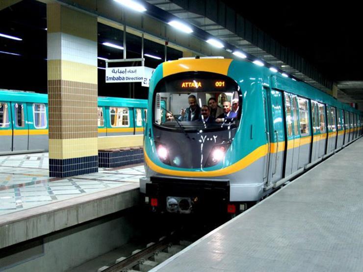 مترو الأنفاق يُعلن تعديل ساعات العمل في هذه المحطات