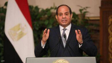 السيسي لـ قضاة مصر: ميراثكم زاخر بالسمعة الطيبة