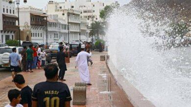 هل يصل إعصار شاهين السواحل المصرية؟.. الأرصاد تجيب