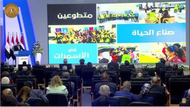 """المدير التنفيذي لـ"""" صناع الحياة.. مصر"""" يعرض إنجازات المؤسسة أمام الرئيس السيسي"""