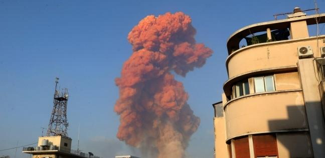حريق ضخم في منشأة نفطية جنوب لبنان
